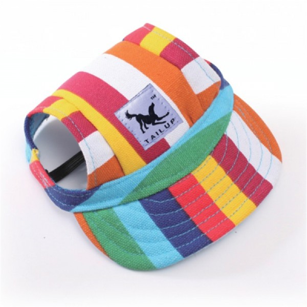 Pets Dogs Cats Hip Hop Baseball Cap Hat for Photoshoot Funny Cute Costume