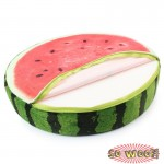 Pets Dogs Cats Round Fruit Orange Watermelon Tyre Slice Bed