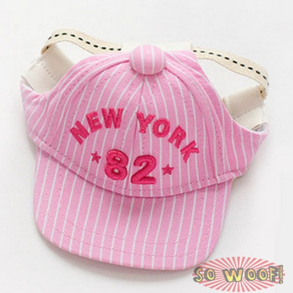 Pets Dogs Cats Hip Hop New York 82 Baseball Cap Hat